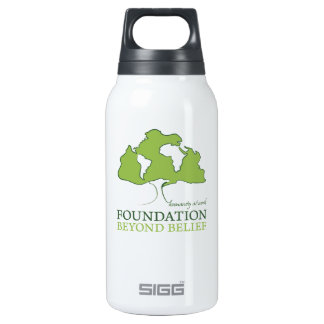 Foundation Beyond Belief logo Thermos Water Bottle