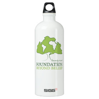 Foundation Beyond Belief logo Water Bottle