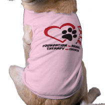 Foundation for Animals in Therapy and Education T-Shirt