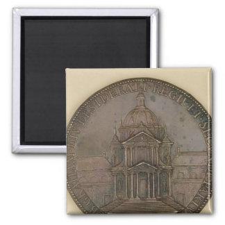 Foundation medal of Val-de-Grace Magnet