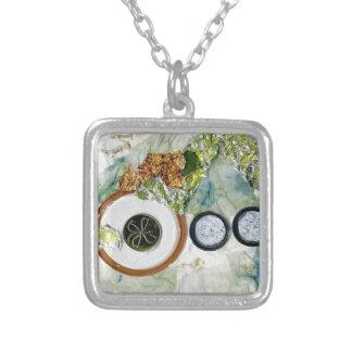Foundation, mixed media custom jewelry