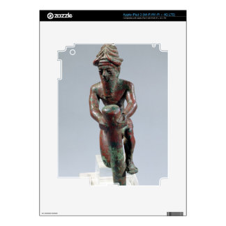 Foundation nail of Gudea, Prince of Lagash, from T Skins For iPad 3