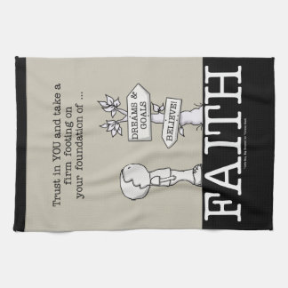 Foundation of Faith Kitchen Towels