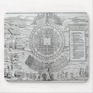 Foundation of Hochelaga Mouse Pad