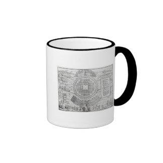 Foundation of Hochelaga Ringer Mug