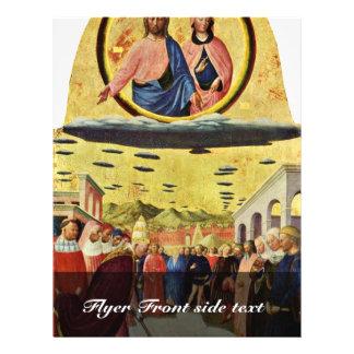 Foundation Of Santa Maria Maggiore By Masolino (Be Flyers