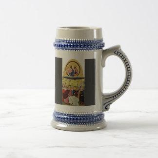 Foundation Of Santa Maria Maggiore By Masolino (Be Mugs