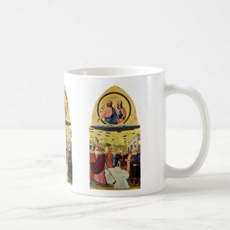 Foundation Of Santa Maria Maggiore By Masolino (Be Coffee Mug