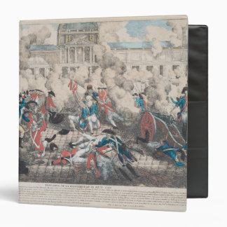 Foundation of the Republic, 10th August 1792 Binders