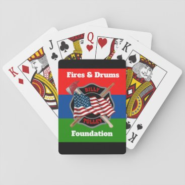 Foundation Playing Cards