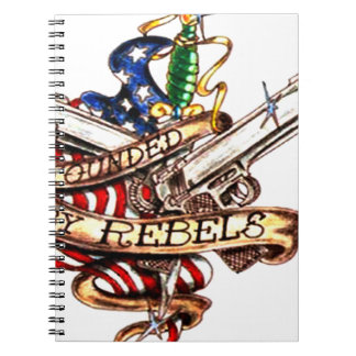 founded by rebels notebook