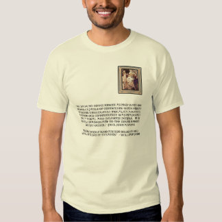 Founders Believed in Necessity or Religion Shirt