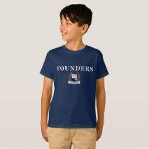 Founders Crest T-shirt (Unisex)