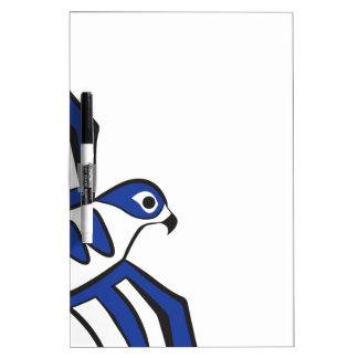 Founding Falcon Whiteboard Dry-Erase Board