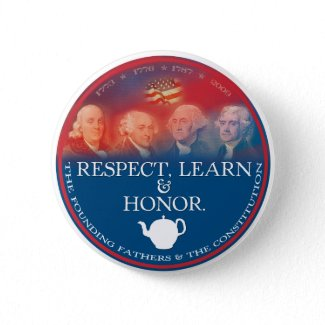 Founding Fathers Button button