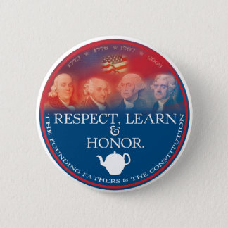 Founding Fathers Button