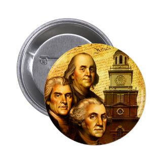 Founding Fathers Buttons