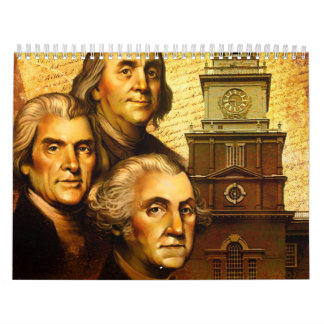 Founding Fathers Calendar