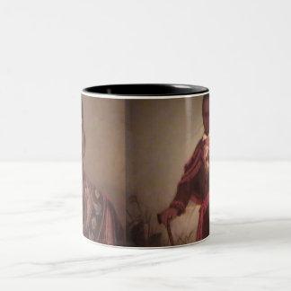 Founding Native Americans Two-Tone Coffee Mug