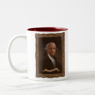 Founding Nephew (McCain) Two-Tone Coffee Mug