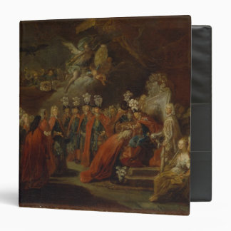 Founding of the Order of the Black Eagle Binders