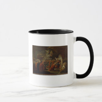 Founding of the Order of the Black Eagle Mug
