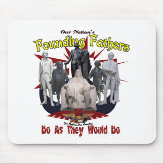FoundingFathers Mouse Pad