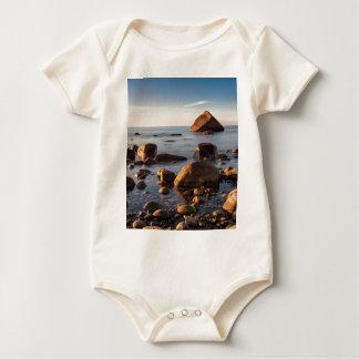 Foundlings on the Baltic Sea coast Baby Bodysuit