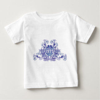 fount into the year 1976 fount into the year 1975 baby T-Shirt
