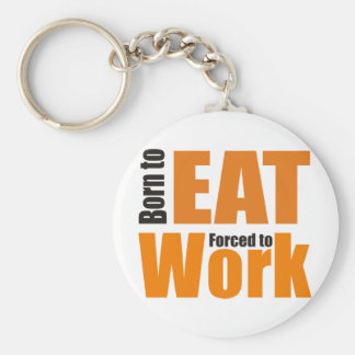 Fount ton eat forced tons work keychain