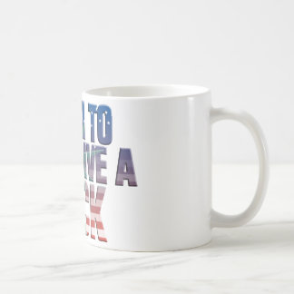 fount ton of drive A truck the USA flag more truck Coffee Mug
