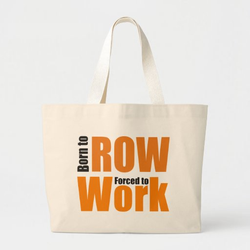 Fount ton row forced tons work bag