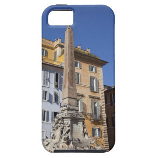 fountain and Egyptian obilisk at the centre of iPhone 5 Covers