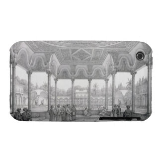 Fountain and Kiosk of the Garden of Choubrah, from iPhone 3 Case-Mate Case