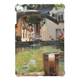 Fountain, Castelrotto (Kastelruth), Italy iPad Mini Cases