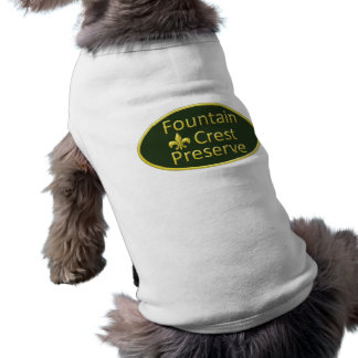 Fountain Crest Preserve Oval T-Shirt