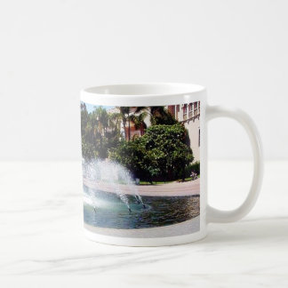 Fountain In Balboa Park Coffee Mug
