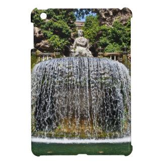 Fountain in Villa D'Este iPad Mini Cases