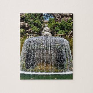 Fountain in Villa D'Este Puzzles