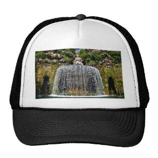 Fountain in Villa D'Este Trucker Hat