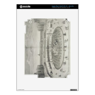 Fountain of Latone at Versailles, 1714, from 'Les iPad 3 Skin
