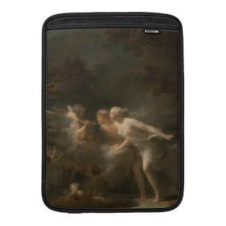 Fountain of Love by Jean-Honore Fragonard MacBook Sleeve