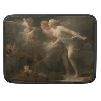 Fountain of Love by Jean-Honore Fragonard Sleeve For MacBooks