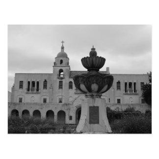 Fountain of Marrero Postcard