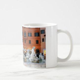 Fountain of Neptune Coffee Mug