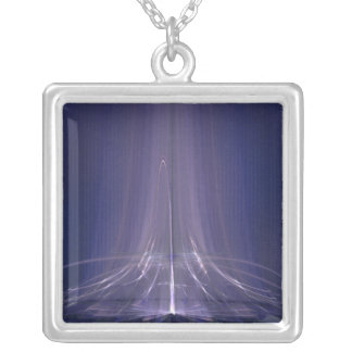 Fountain of Spirit Abstract Art Necklace