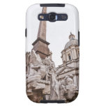 Fountain of the Four Rivers and Obelisk Samsung Galaxy SIII Covers
