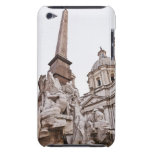 Fountain of the Four Rivers and Obelisk Barely There iPod Cases