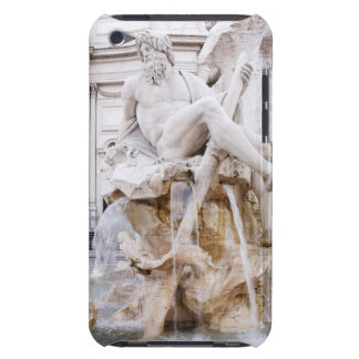 Fountain of the Four Rivers, Piazza Navona, Case-Mate iPod Touch Case