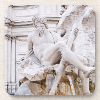 Fountain of the Four Rivers, Piazza Navona, Coaster
